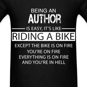 Author T-Shirts - Men's T-Shirt