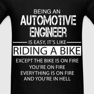 Automotive Engineer T-Shirts - Men's T-Shirt