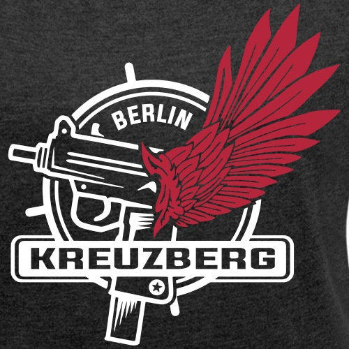 Berlin Kreuzberg Uzi Wing