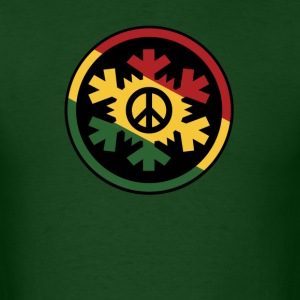 Ice Rasta - Men's T-Shirt