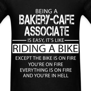 Bakery-Cafe Associate T-Shirts - Men's T-Shirt