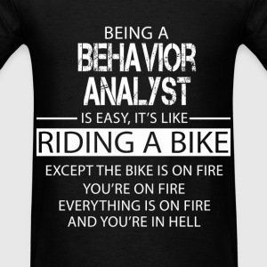 Behavior Analyst T-Shirts - Men's T-Shirt