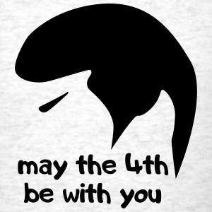 may the 4th T-Shirts - Men's T-Shirt