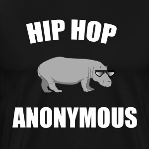 Hip Hop Anonymous - Adam Sandler - Big Daddy T-Shirts - Men's Premium T-Shirt