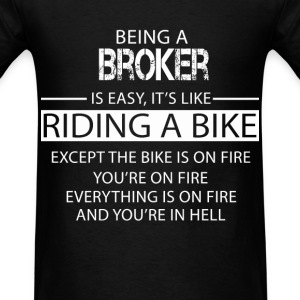 Broker T-Shirts - Men's T-Shirt