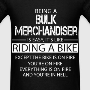 Bulk Merchandiser T-Shirts - Men's T-Shirt