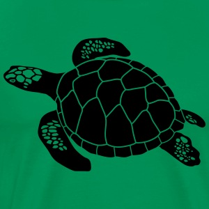 turtle T-Shirts - Men's Premium T-Shirt