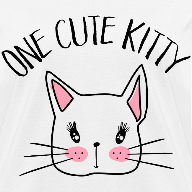 One Cute Kitty