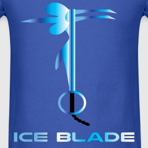 Ice Blade - Men's T-Shirt