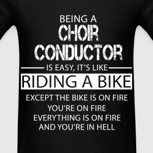 Choir Conductor T-Shirts - Men's T-Shirt