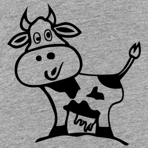 cool cow Kids' Shirts - Kids' Premium T-Shirt