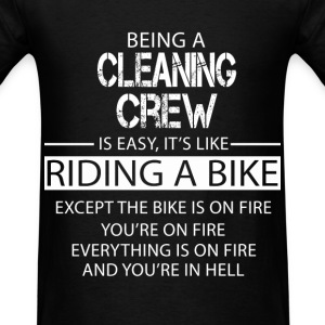 Cleaning Crew T-Shirts - Men's T-Shirt