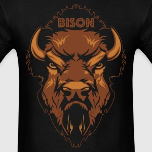Bison T-shirt - Men's T-Shirt