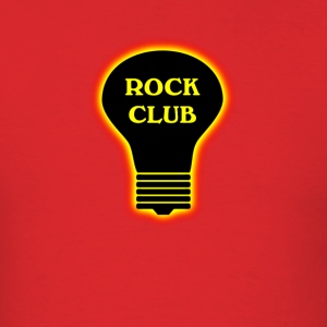 Cool Rock club - Men's T-Shirt