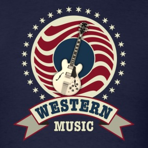 western music - Men's T-Shirt
