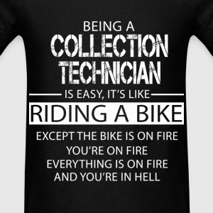 Collection Technician T-Shirts - Men's T-Shirt