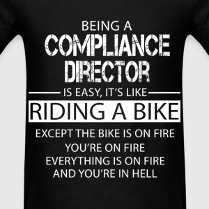 Compliance Director T-Shirts - Men's T-Shirt