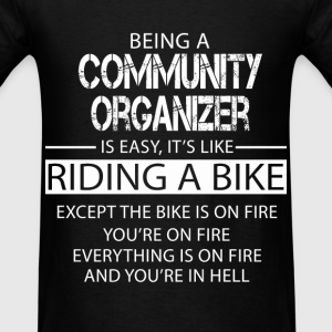 Community Organizer T-Shirts - Men's T-Shirt
