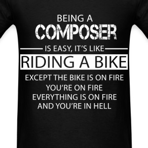 Composer T-Shirts - Men's T-Shirt