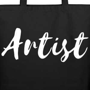 Artist Totebag - Eco-Friendly Cotton Tote