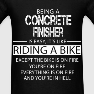Concrete Finisher T-Shirts - Men's T-Shirt