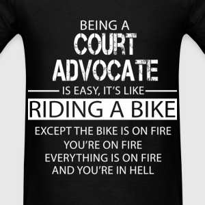 Court Advocate T-Shirts - Men's T-Shirt