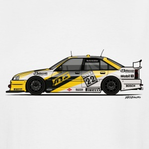 Opel Omega A Irmscher Evo 500 ATS DTM Touring Car T-Shirts - Men's Tall T-Shirt