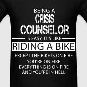 Crisis Counselor T-Shirts - Men's T-Shirt
