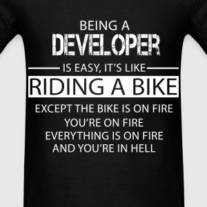 Developer T-Shirts - Men's T-Shirt