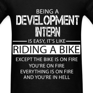 Development Intern T-Shirts - Men's T-Shirt