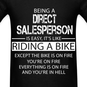 Direct Salesperson T-Shirts - Men's T-Shirt