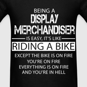 Display Merchandiser T-Shirts - Men's T-Shirt