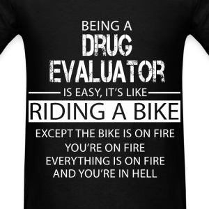 Drug Evaluator T-Shirts - Men's T-Shirt