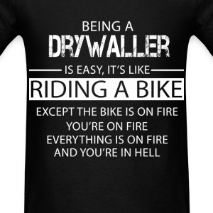 Drywaller T-Shirts - Men's T-Shirt