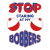 Stop Staring At My Bobbers Tanks - Women's Flowy Tank Top by Bella