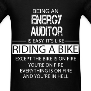 Energy Auditor T-Shirts - Men's T-Shirt