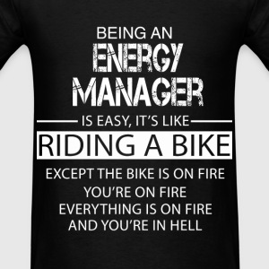 Energy Manager T-Shirts - Men's T-Shirt