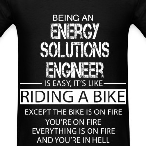 Energy Solutions Engineer T-Shirts - Men's T-Shirt