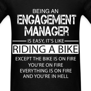 Engagement Manager T-Shirts - Men's T-Shirt