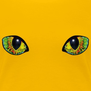 cat's-eye T-Shirts - Women's Premium T-Shirt