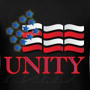Unity black t shirt - Men's T-Shirt