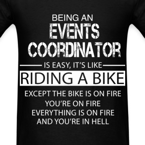 Events Coordinator T-Shirts - Men's T-Shirt