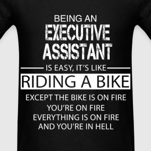 Executive Assistant T-Shirts - Men's T-Shirt