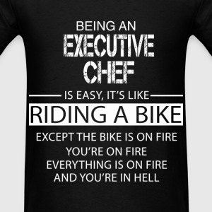 Executive Chef T-Shirts - Men's T-Shirt