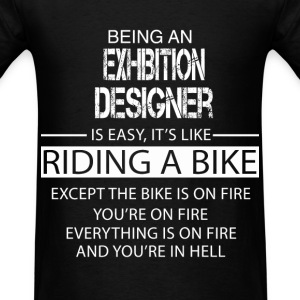 Exhibition Designer T-Shirts - Men's T-Shirt