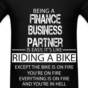 Finance Business Partner T-Shirts - Men's T-Shirt