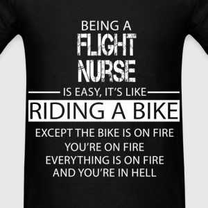 Flight Nurse T-Shirts - Men's T-Shirt