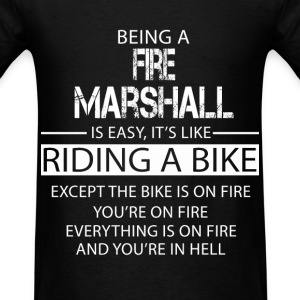 Fire Marshall T-Shirts - Men's T-Shirt