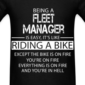 Fleet Manager T-Shirts - Men's T-Shirt
