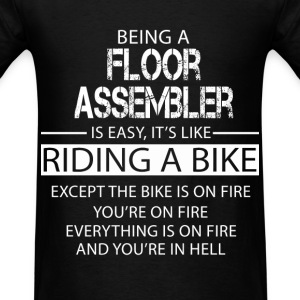 Floor Assembler T-Shirts - Men's T-Shirt